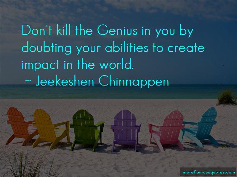 Jeekeshen Chinnappen Quotes Pictures 3