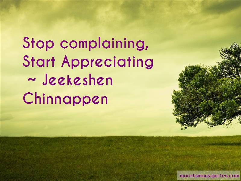 Jeekeshen Chinnappen Quotes