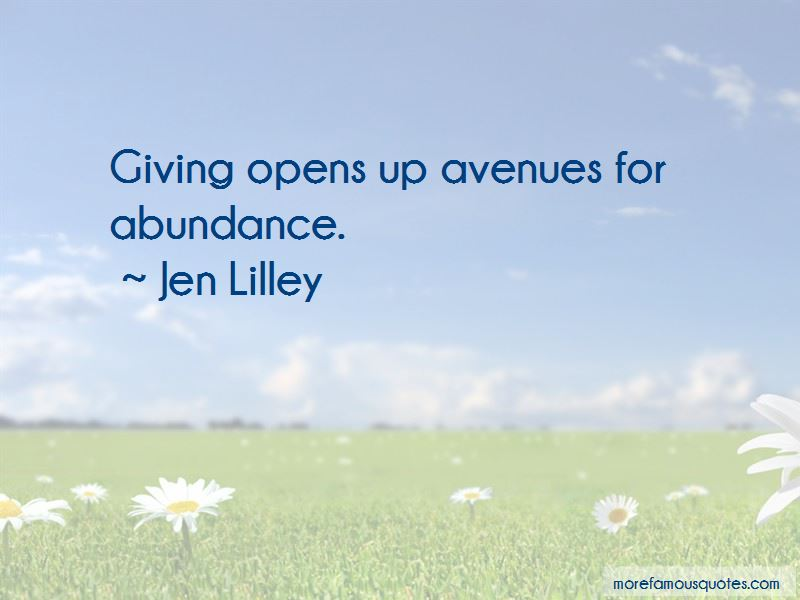 Jen Lilley Quotes Pictures 3