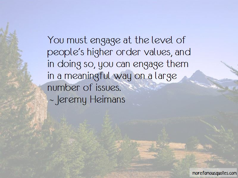 Jeremy Heimans Quotes Pictures 4