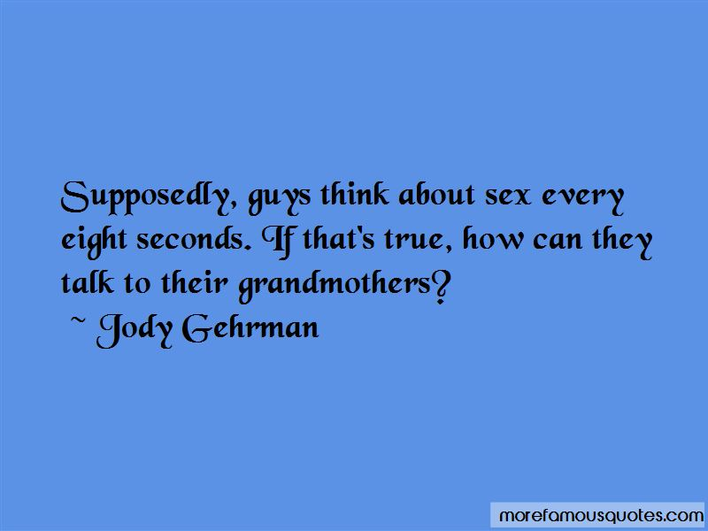 Jody Gehrman Quotes Pictures 3