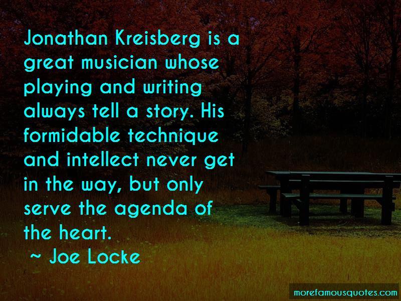 Joe Locke Quotes Pictures 2