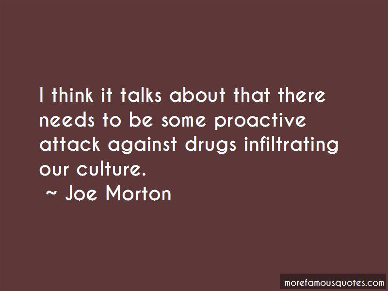Joe Morton Quotes Pictures 4