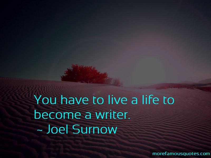 Joel Surnow Quotes Pictures 4