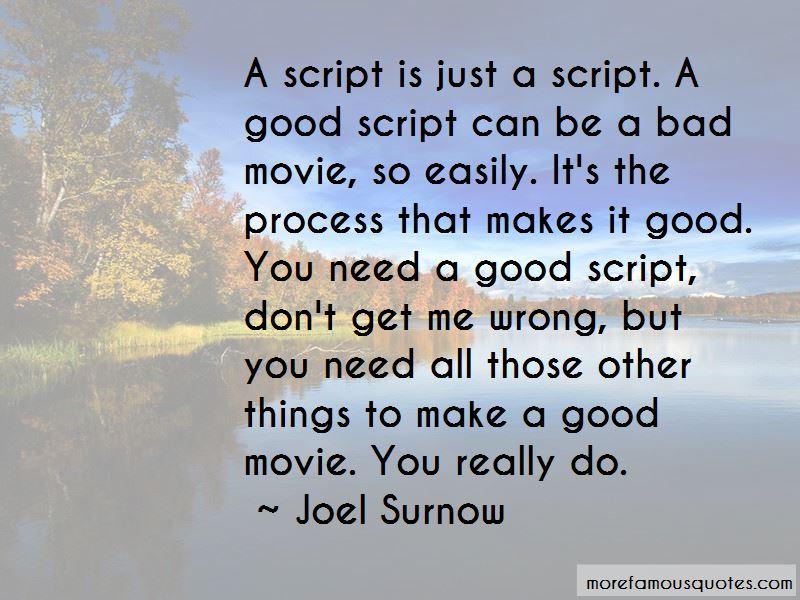 Joel Surnow Quotes