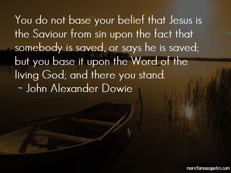John Alexander Dowie Quotes Pictures 3