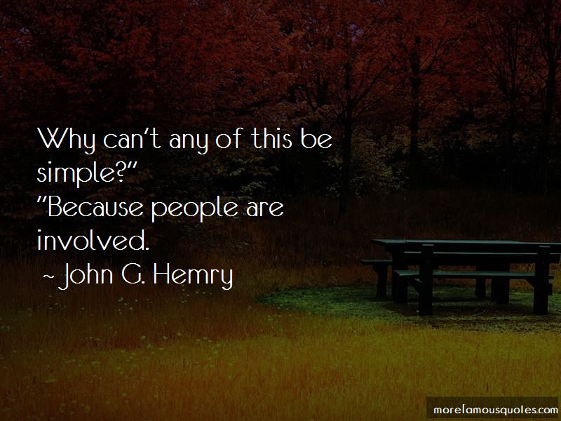 John G. Hemry Quotes Pictures 3