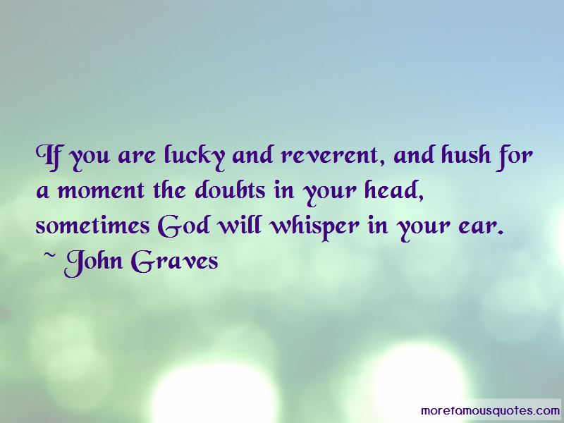John Graves Quotes Pictures 4