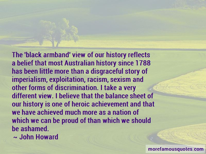 John Howard Quotes Pictures 3
