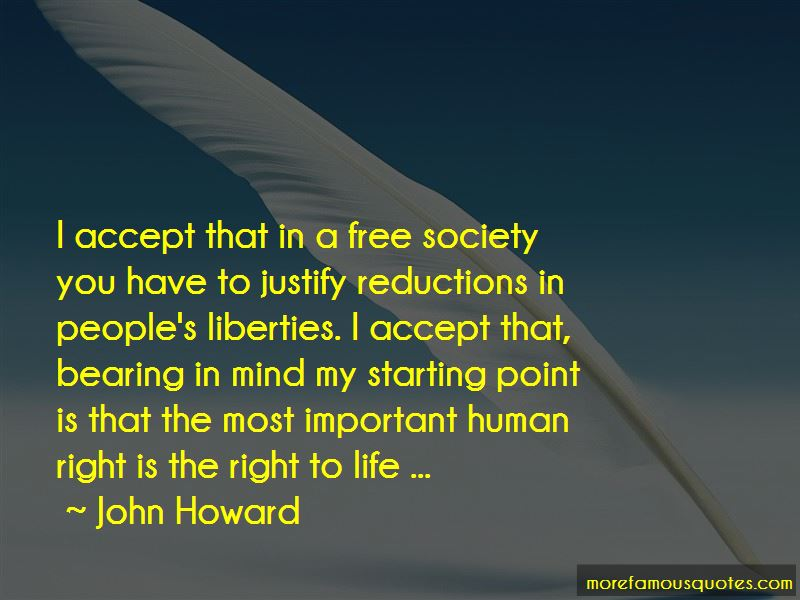 John Howard Quotes Pictures 4