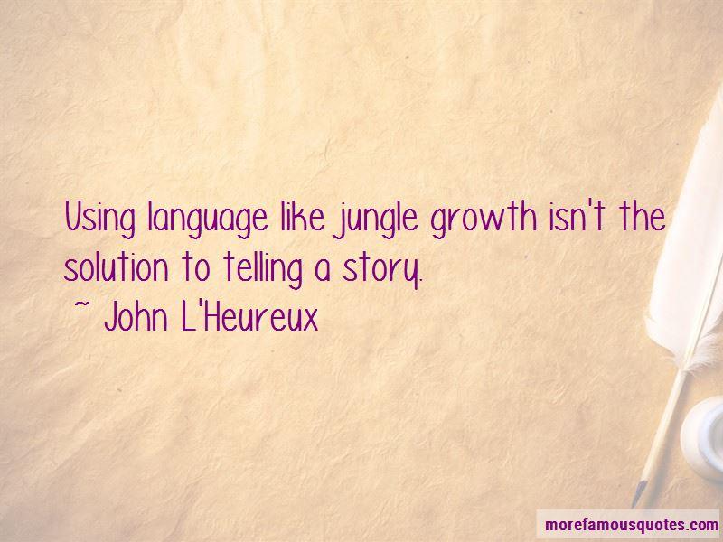John L'Heureux Quotes Pictures 4