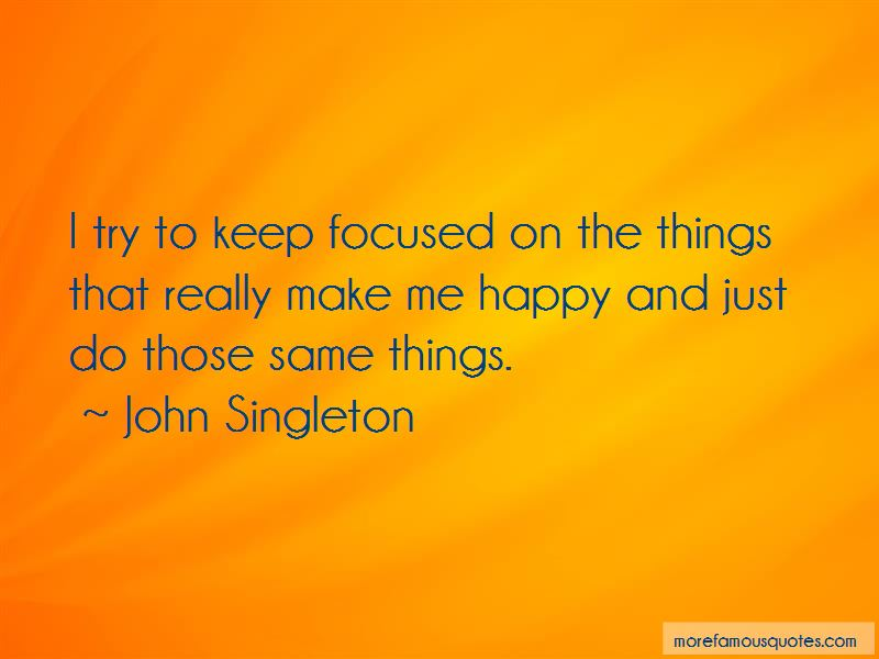 John Singleton Quotes Pictures 3