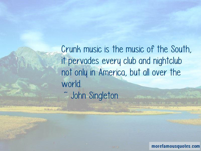 John Singleton Quotes