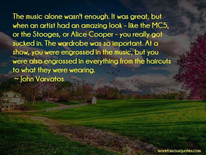 John Varvatos Quotes