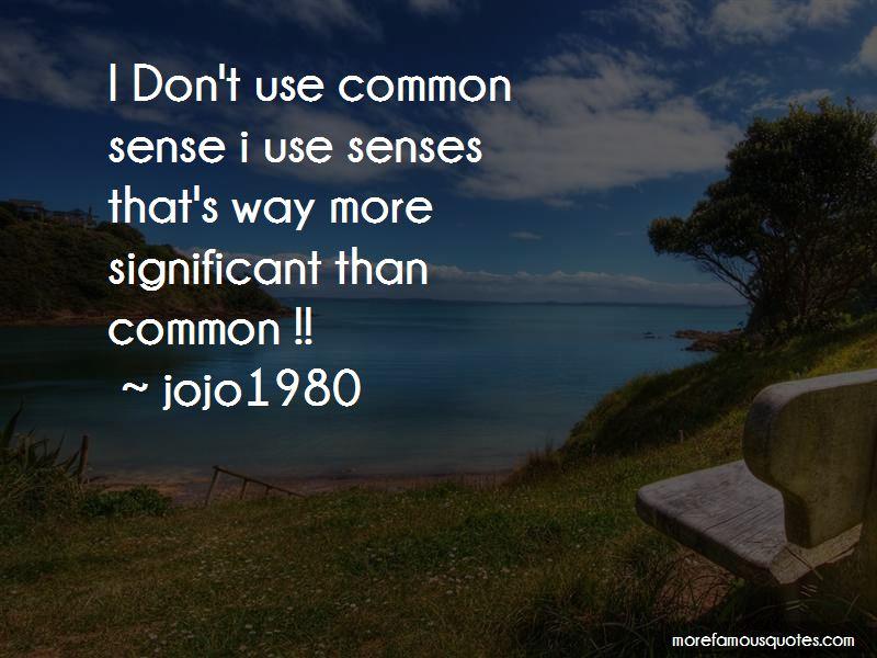 Jojo1980 Quotes