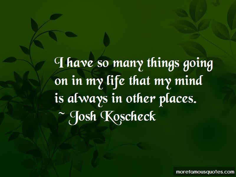 Josh Koscheck Quotes Pictures 4