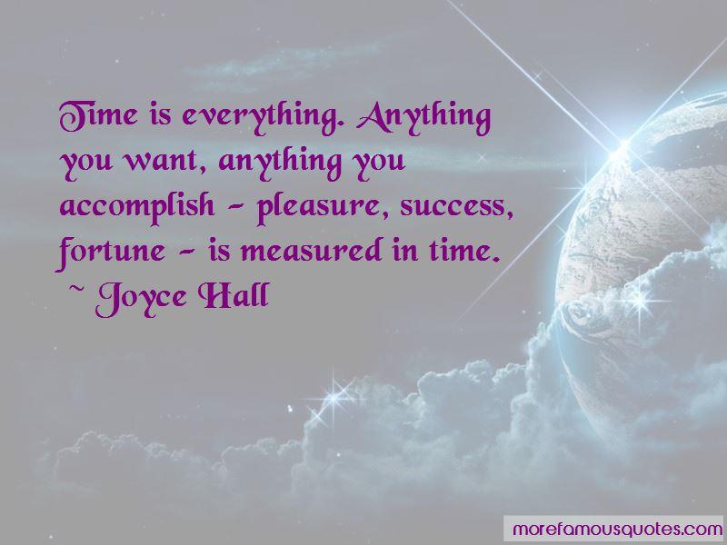 Joyce Hall Quotes