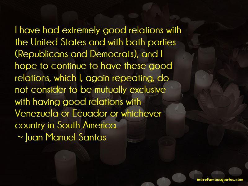Juan Manuel Santos Quotes Pictures 2