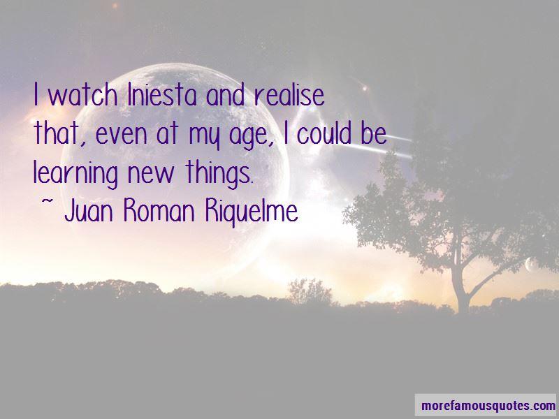 Juan Roman Riquelme Quotes Pictures 3