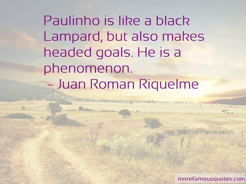 Juan Roman Riquelme Quotes Pictures 4