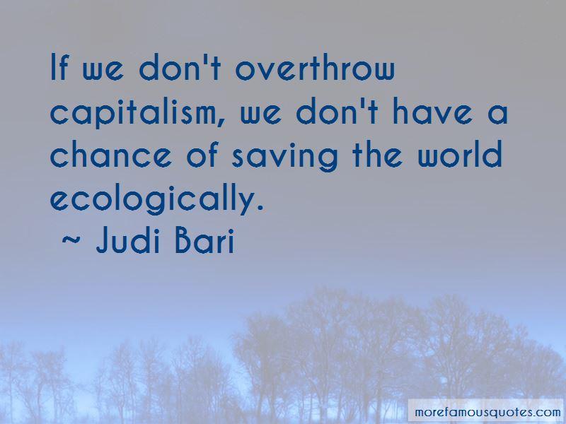 Judi Bari Quotes Pictures 3