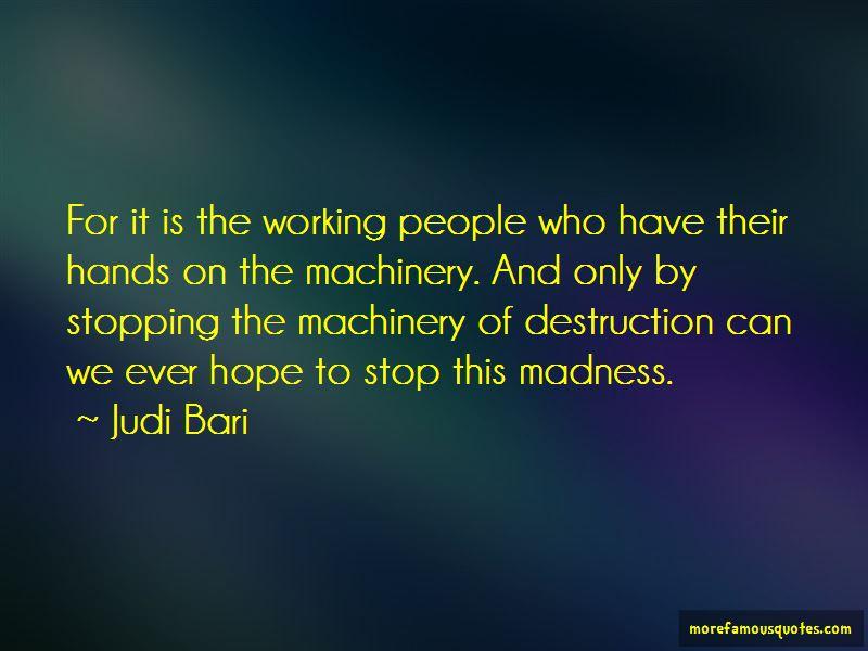 Judi Bari Quotes Pictures 4