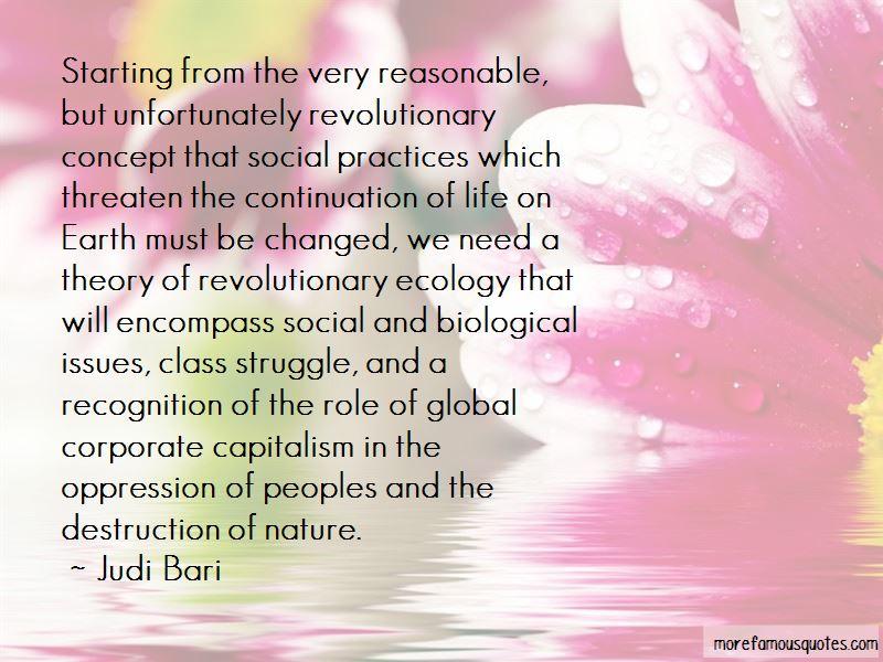 Judi Bari Quotes