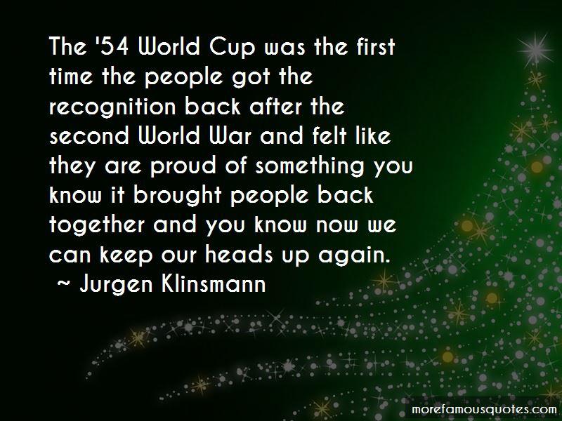 Jurgen Klinsmann Quotes Pictures 4