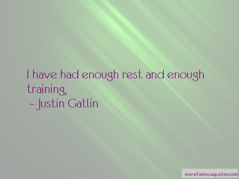 Justin Gatlin Quotes Pictures 4