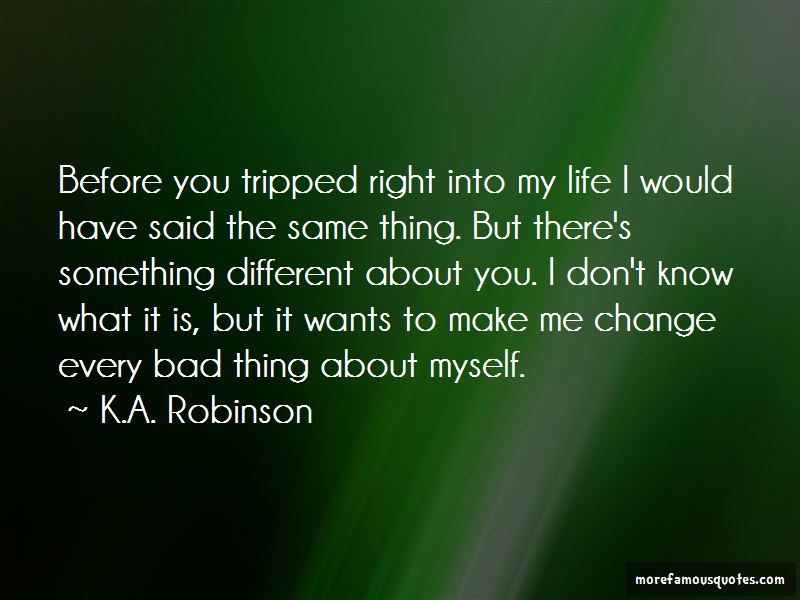 K.A. Robinson Quotes Pictures 3