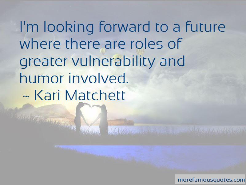 Kari Matchett Quotes Pictures 2