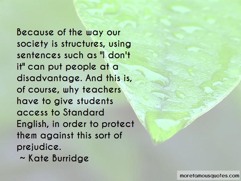 Kate Burridge Quotes Pictures 3