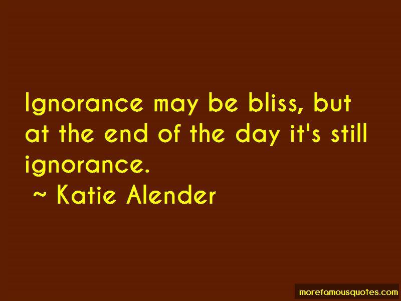 Katie Alender Quotes Pictures 3