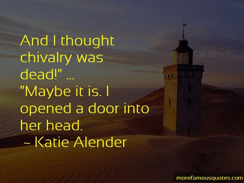 Katie Alender Quotes Pictures 4