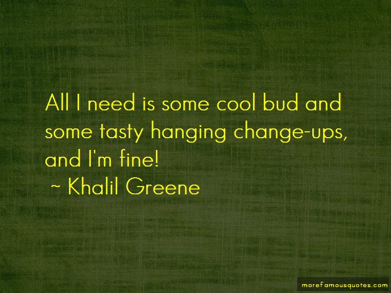 Khalil Greene Quotes Pictures 2