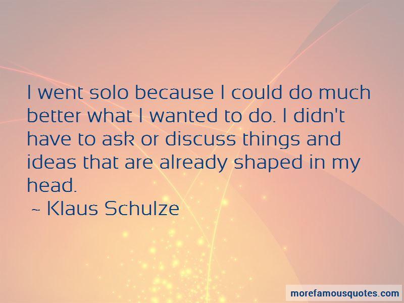 Klaus Schulze Quotes Pictures 2