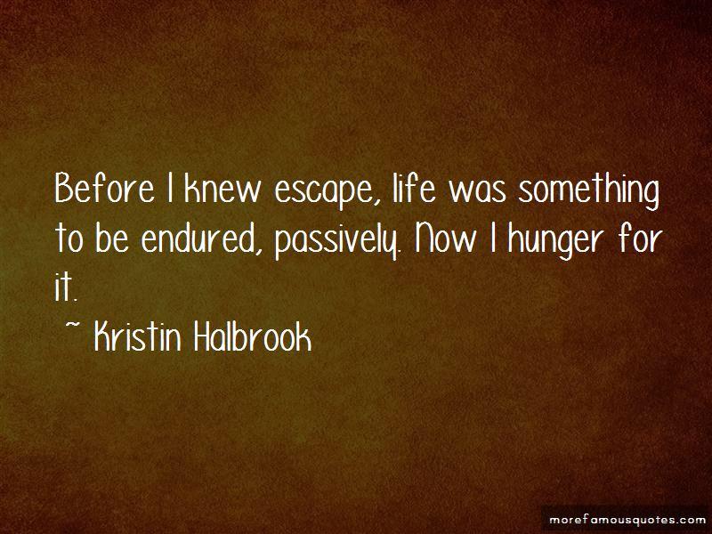 Kristin Halbrook Quotes Pictures 2