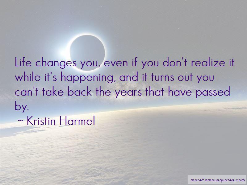 Kristin Harmel Quotes