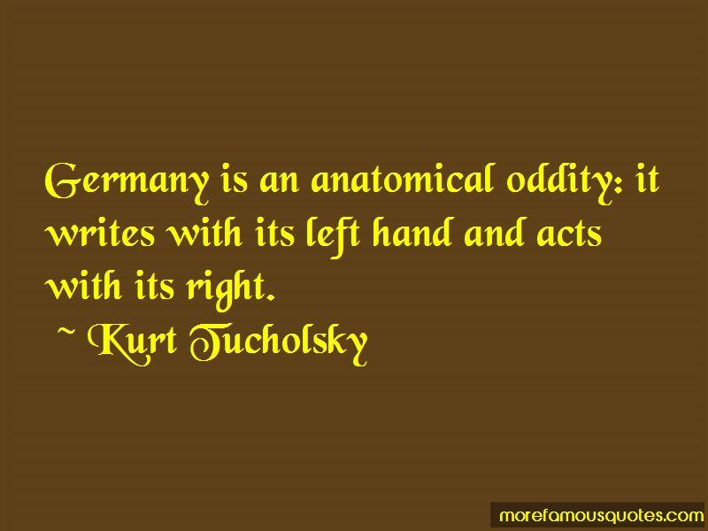 Kurt Tucholsky Quotes Pictures 4