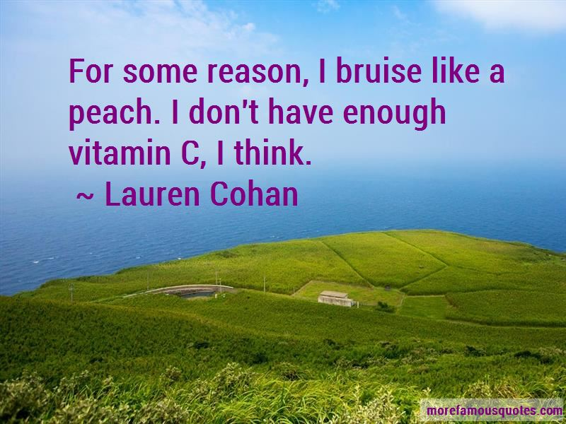 Lauren Cohan Quotes Pictures 4