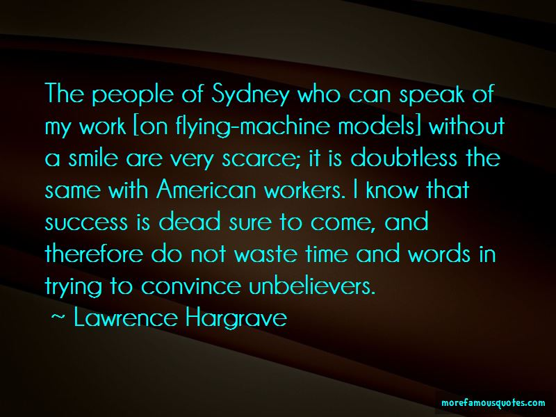 Lawrence Hargrave Quotes Pictures 3