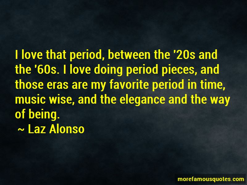 Laz Alonso Quotes Pictures 4