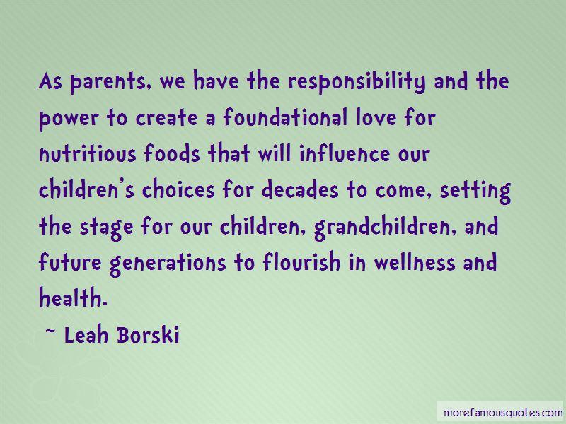 Leah Borski Quotes