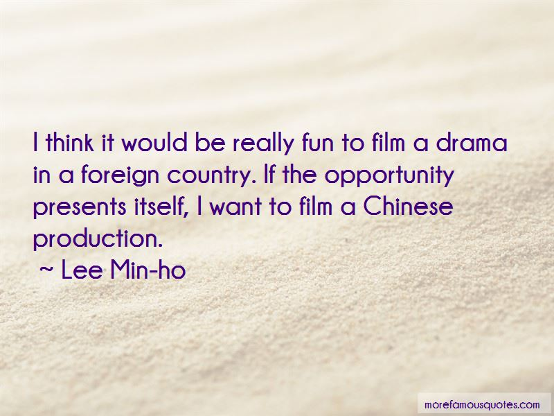 Lee Min-ho Quotes Pictures 2