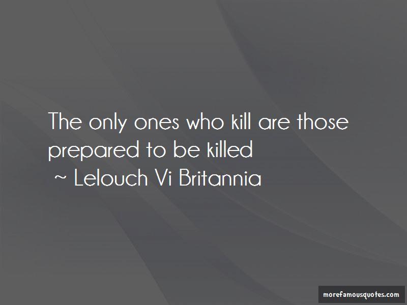 Lelouch Vi Britannia Quotes Pictures 2