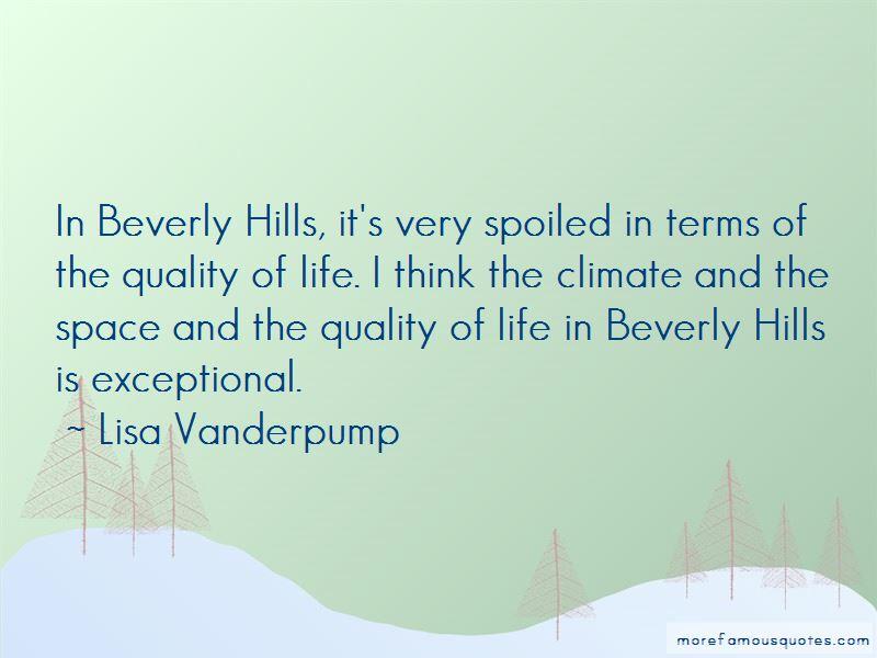 Lisa Vanderpump Quotes