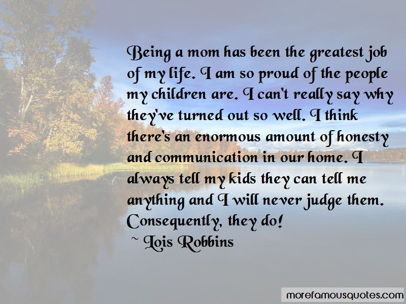 Lois Robbins Quotes Pictures 2