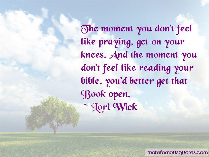 Lori Wick Quotes Pictures 2
