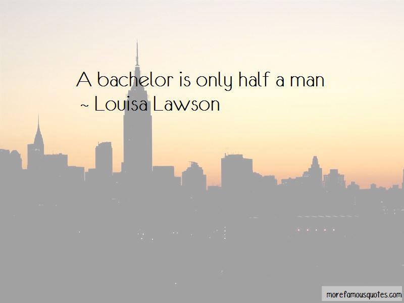 Louisa Lawson Quotes
