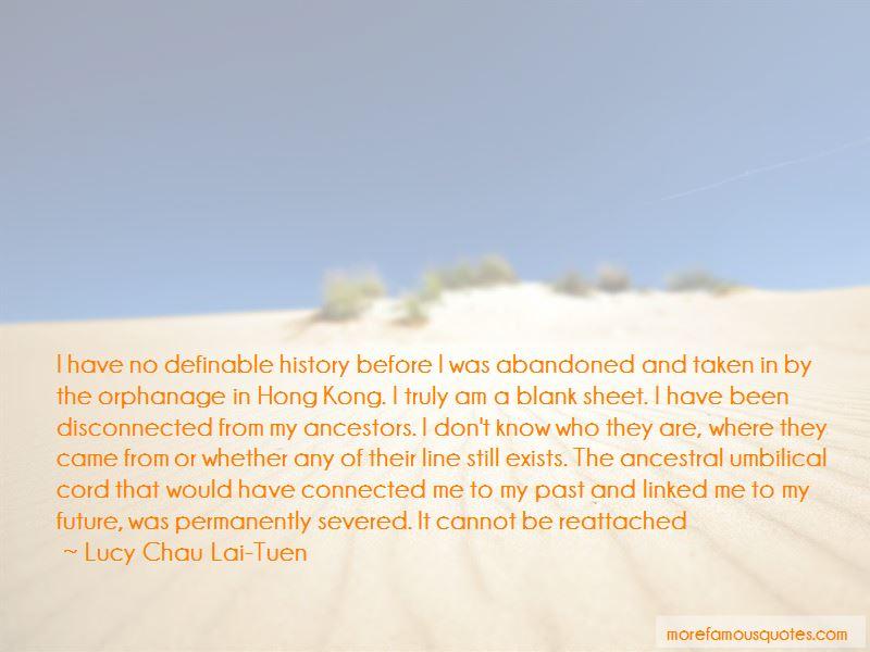 Lucy Chau Lai-Tuen Quotes Pictures 2